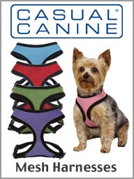Casual Canine Dog Harnesses