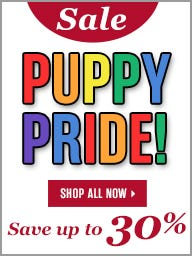 Puppy Pride Sale