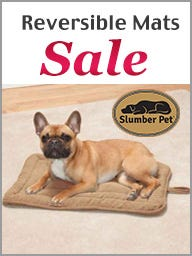 Slumber Pet Reversible Mats on Sale