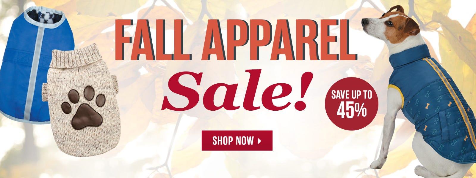Wholesale Fall Apparel Sale
