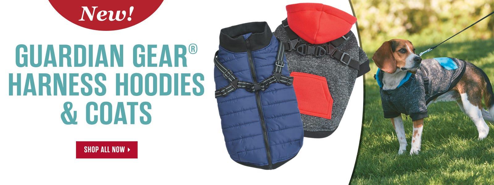 Harness Coats and Hoodies